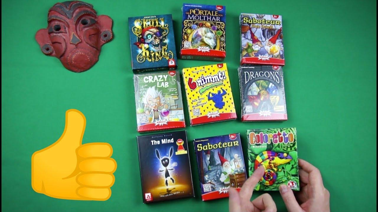 Настольные игры в плёнке: Коллоретто, 6 Nimmt, Crazy lab, Dragons, Portale Molthar - ВПЛЁНКИНГ №3