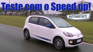 Teste VW Speed up!