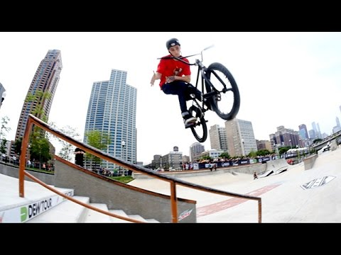 BMX: Chicago Dew Tour - Futures Event