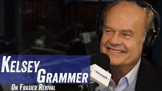 Kelsey Grammer On Frasier Revival - Jim Norton & Sam Roberts