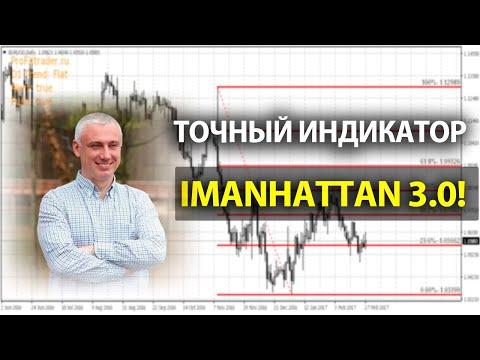Точный форекс индикатор IManhattan! Как торговать!