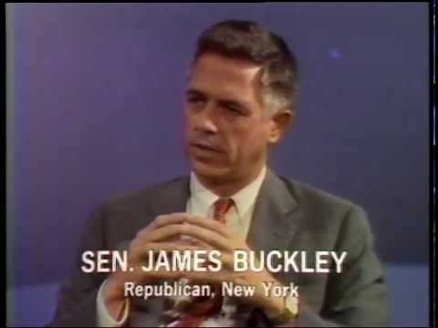 Firing Line with William F. Buckley Jr.: The Problems of a Conservative Legislator