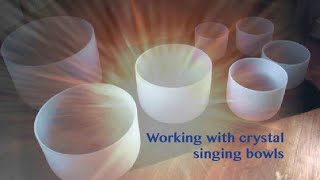 Good Vibrations Atlanta...crystal singing bowls sound therapy treatment