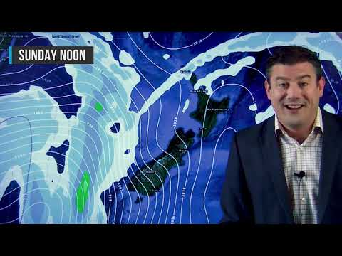 Your Weekend Weather And Outlook For Next Week (12/04/18)