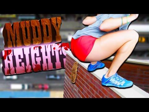 LOOK OUT BELOW! | Muddy Heights
