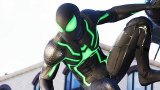 ДОГОНИ ВЕРТОЛЕТ ВЫСОКАЯ СЛОЖНОСТЬ Володя в Человек Паук на PS4 Прохождение Marvel's Spider Man ПС4