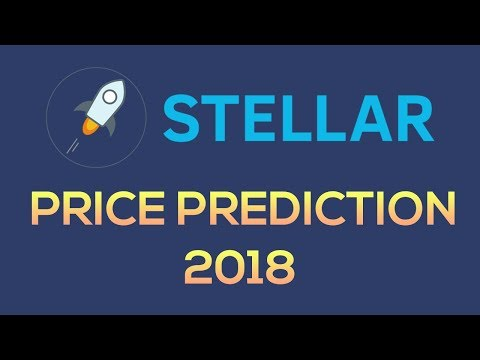 Stellar Lumens Price Prediction 2018 (Updated Technical Analysis!)