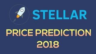 Stellar Lumens Price Prediction 2018 (Updated Technical Analysis!)