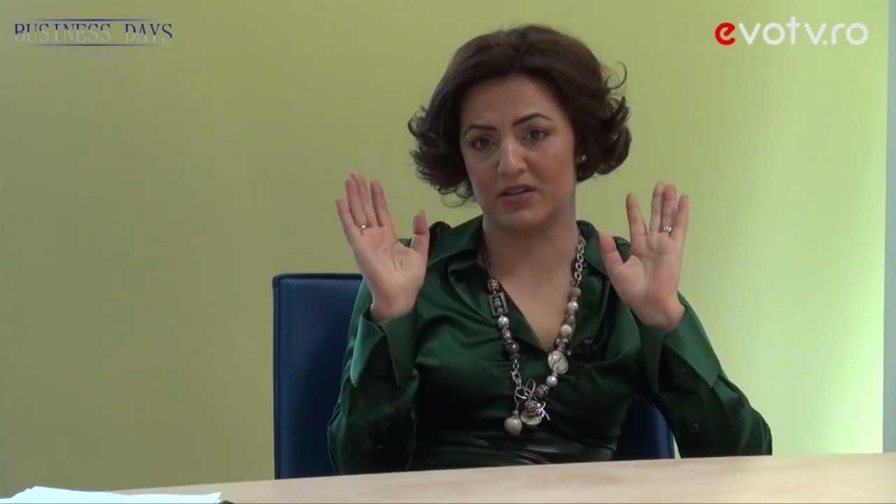 Amalia Sterescu - povestea celor 100 de speakeri Business Days