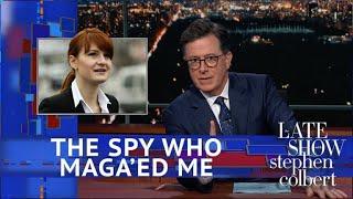 The NRA-Linked Russian Spy Who Isn