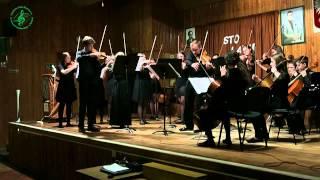 Romuald Twardowski - Tryptyk Mariacki, cz. IV i V - Orkiestra ZPSM nr 4 w Warszawie