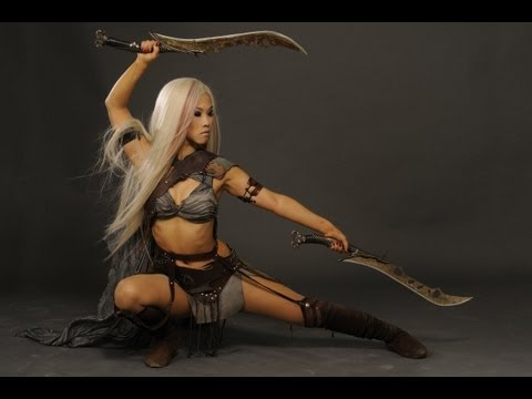 Selina Lo Interview - The Scorpion King 3