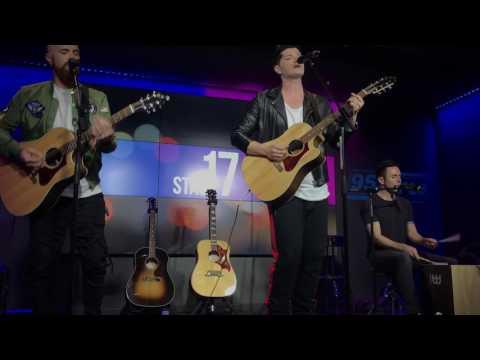The Script live - Acoustic RAIN