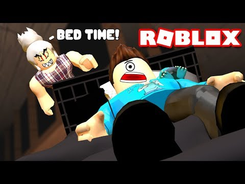A TRIP TO GRANDMA'S HOUSE WAS A BAD IDEA | Roblox Bed Time | MicroGuardian