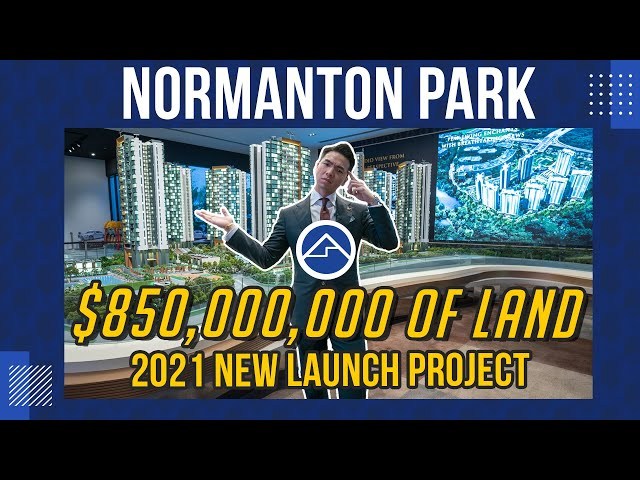 Normanton Park [2021 New Launch Project] | BlkBuster Ep 9