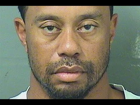 Tiger Woods Arrested For DUI Near His Own Restaurant In Jupiter Florida
