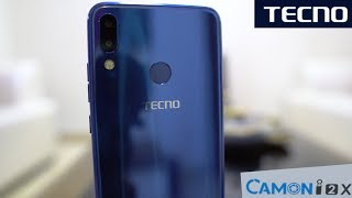 Tecno Camon i2X - Unboxing & Overview In Hindi | With Camera Samples (Shot On 4K)
