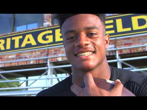 Patrick Surtain, Jr - American Heritage Cornerback - Interview - Sports Stars of Tomorrow
