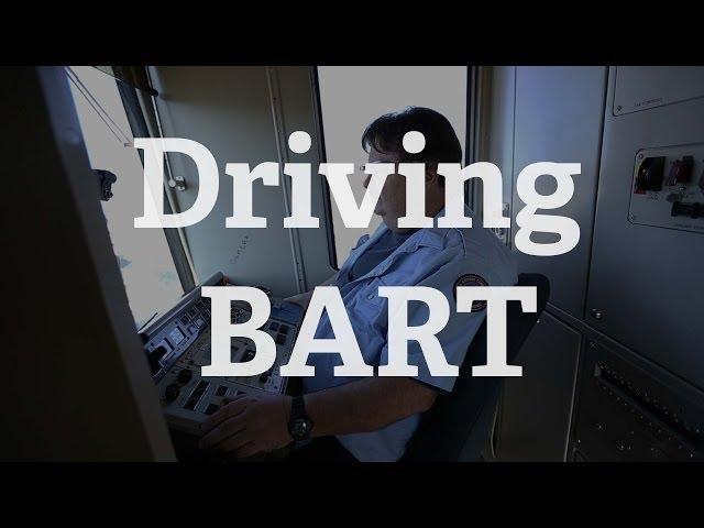 Driving BART - Train Operators
