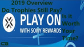 All About the Sony Rewards Movie Buff Pass - YouTube