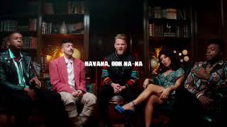 HAVANA   Pentatonix   Lyrics