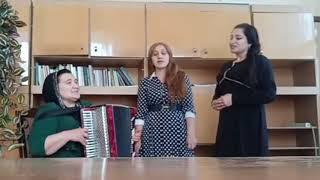 ТАУС БАНТАЕВА...ПЕСНЯ НА ИНГУШСКОМ ЯЗЫКЕ...2018...