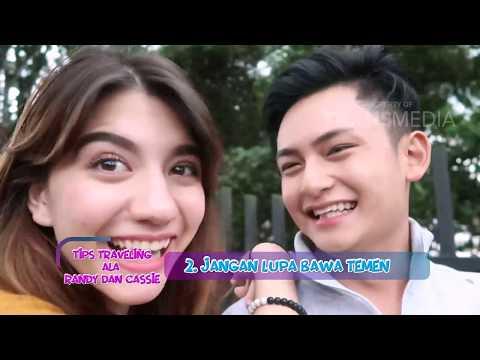 TVLOG - Tips Liburan Bareng Pacar Ala Randy Martin & Cassandra Lee (18/11/18) Part 1