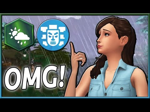 The Sims Info/Thoughts: Selvadorada Storm, Father Winter NPC & More! thumbnail