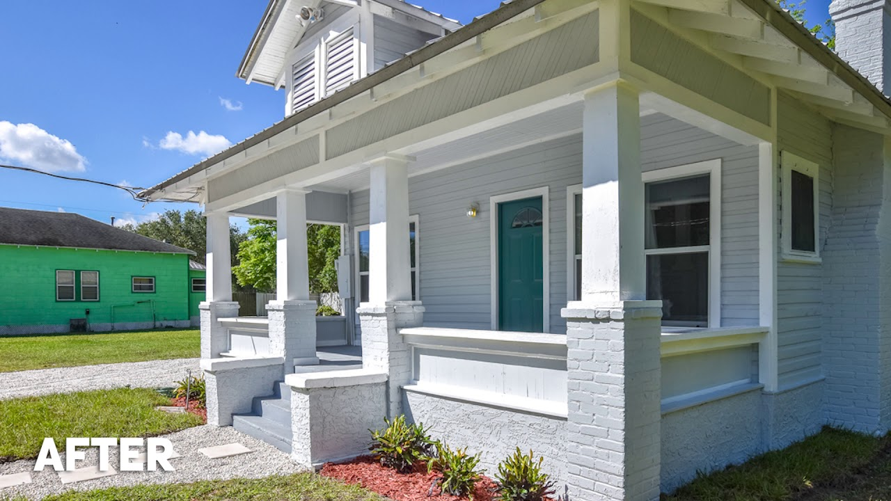Zenhomes renovates 314 Sheldon St. New Smyrna Beach