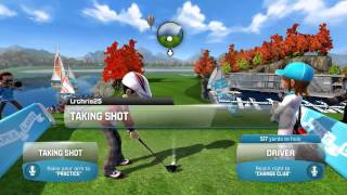 Kinect Sports Season Two - Golf (Last 9 Holes)