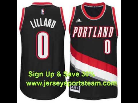 Portland Trail Blazers Nike Jerseys 76b8231d2