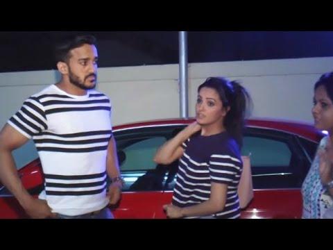 Anita Hassanandani & Husband Rohit Reddy WATCHES Udta Punjab | PVR Juhu