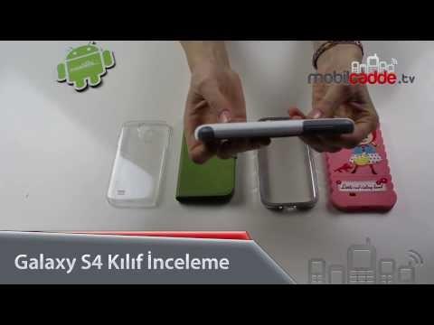 Samsung Galaxy S4 Kılıf Inceleme
