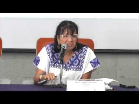 Discurso de la Presidenta de la CDHDF en la Firma de Convenio con la PAOT
