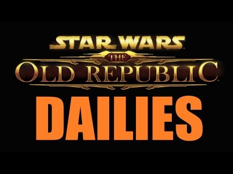 SWTOR Daily Quest Guide