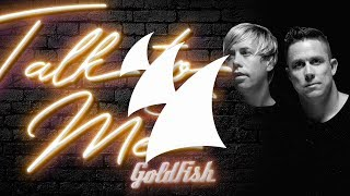 GoldFish - Talk To Me (Mr. Belt & Wezol Remix)
