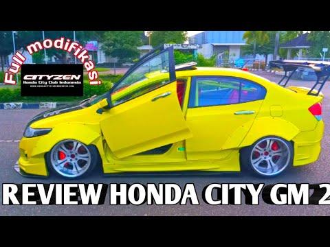 review-honda-city-gm2-||-modifikasi-rocket-bunny-by-prayogabocay