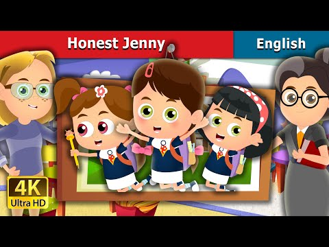 Honest Jenny Story In English | Bedtime Stories | English Fairy Tales