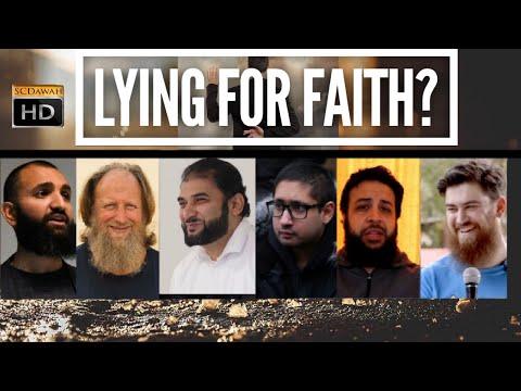 *Must watch* Lying (Taqqiya) to spread faith? 18:00gmt 24/01/21| Speakers Corner Live