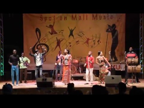 Bamako Music Festival.