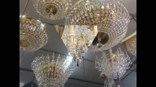 видео Хрустальная посуда из Чехии