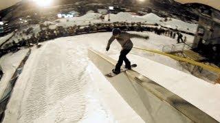 GoPro HD: X Games 15 – Snowboard Street