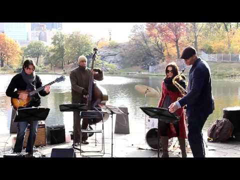 Jazz & Colors Wayne Escoffery Quartet feat  Carolyn Leonhart 11-9-2013