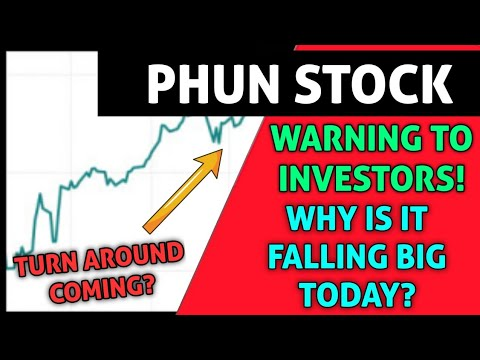 Download PHUN STOCK IMPORTANT ANALYSIS! *INSANE MOVES COMING!?* - BE VERY CAREFUL! + WHAT COMES TOMORROW?