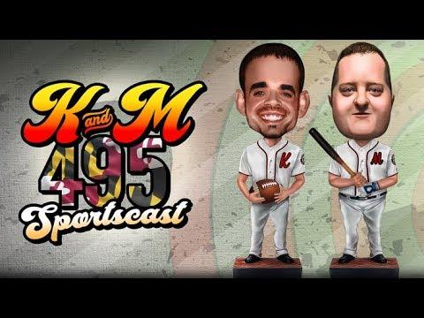 K&M 495 Sportscast - Episode 4