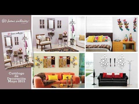Catlogo de Decoracin Enero 2014 de Home Interiors de ...