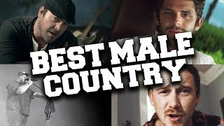 Top 50 Today's Most Listened Male Country Songs in May 2020