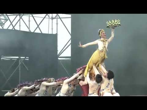 2019年�n��世界大��泰��舞蹈 Montra of Siam