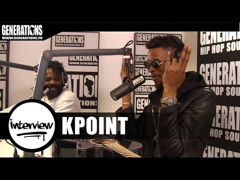 "Kpoint - Interview ""Trap N Roll"" (Live des studios de Generations)"