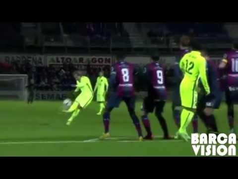 Ivan Rakitic: All official goals for Barca
